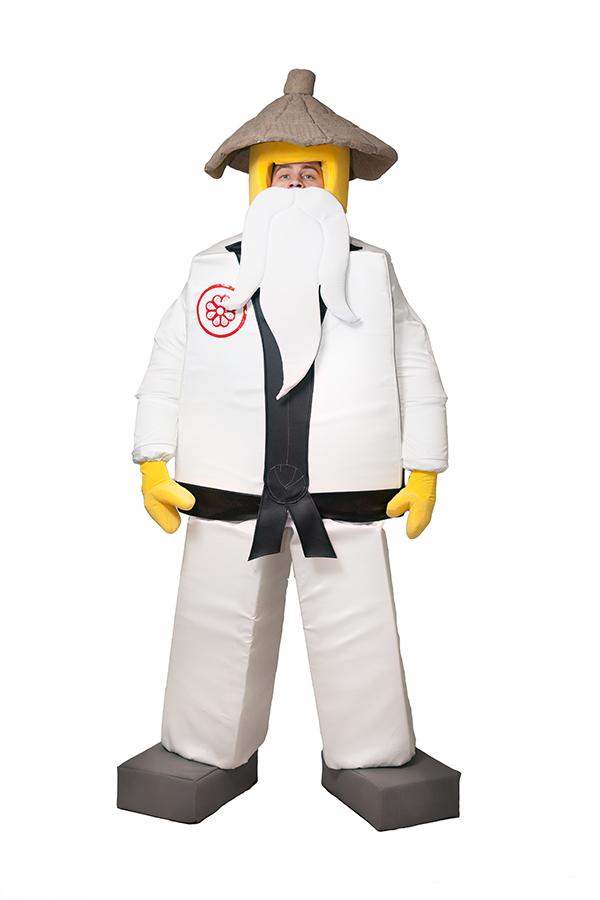 СЕНСЕЙ Лего ниндзяго