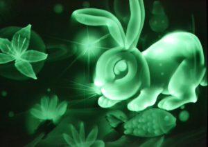 Шоу световых картин Звёздные друзья зайчонка Тафика