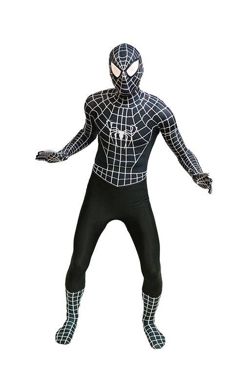 Человек паук ЧЕРНЫЙ